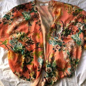 Zara Trafaluc Cardigan size S